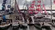 PSP Southampton Boat Show (13-22 September 2013). Photo - OnEdition