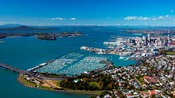 Auckland, New Zealand - GOR Leg 2 stopover destination