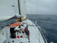 The South Africans head deeper into the Southern Ocean - Photo Phesheya-Racing